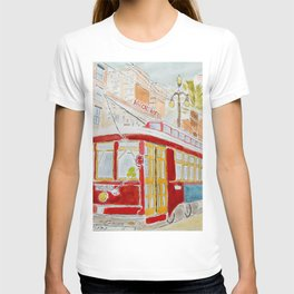 New Orléans Tramway T-shirt