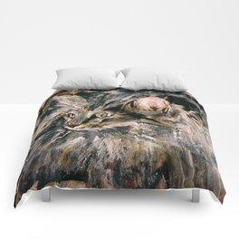 Norwegian Forest Cat Comforters