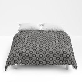 Metal grill Comforters