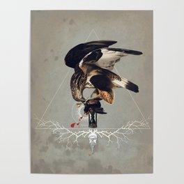 Meme les oiseaux meurent /3 Poster