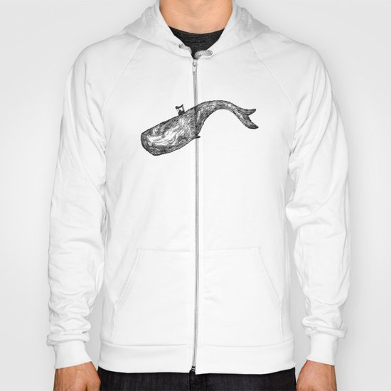 Where the Oceans End Hoody