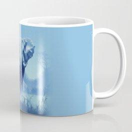 Misty Morning in the Tsavo Coffee Mug