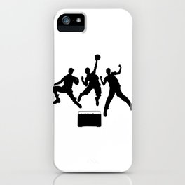 #TheJumpmanSeries, Beastie Boys iPhone Case