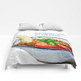 La Cuisine Fusion - Malandrinho Tomato Rice with Banana Comforters