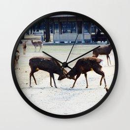 Nara Wall Clock