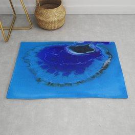 The Infinite Blue Rug