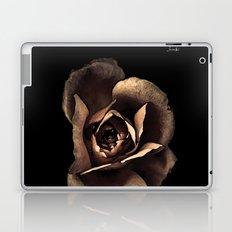 Rose noire colors fashion Jacob's Paris Laptop & iPad Skin
