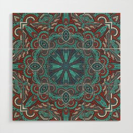 Mandala - Skyward Wood Wall Art