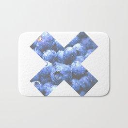 X Mora Azul Bath Mat