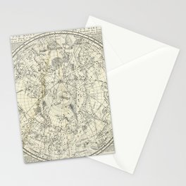 Southern Celestial Planisphere Stationery Cards