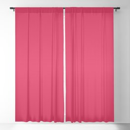 Cerise Amaranth Blackout Curtain
