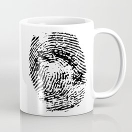 Fingerprint Coffee Mug