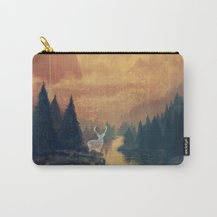 Ancient Spirit Carry-All Pouch