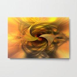 Abstractica Metal Print