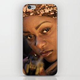 Reclaiming Saturday iPhone Skin