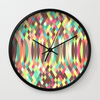 law Wall Clocks featuring Faraday's Law by Donovan Justice
