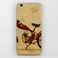 ducati iPhone & iPod Skins featuring Ducati 60 1950 by Larsson Stevensem