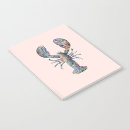 FLORAL LOBSTER Notebook