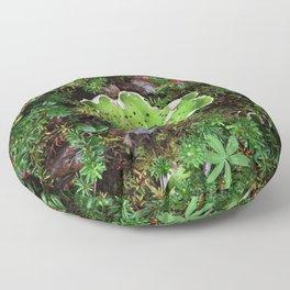 Lichen Light Floor Pillow