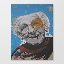 grandmother Canvas Print