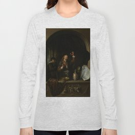 "Gerard Dou ""The Doctor"" Long Sleeve T-shirt"