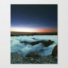 Horizons Canvas Print