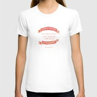 pocketfuel T-shirts featuring Prov 31:30 A woman to be greatly praised by Pocket Fuel