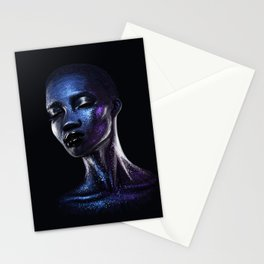We Are Made of Stardust Stationery Cards