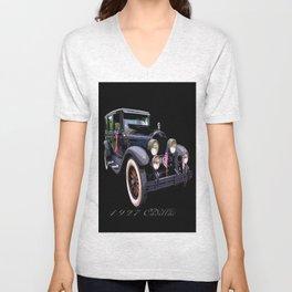1927 Caddie Unisex V-Neck