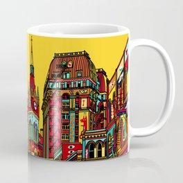 Sound of the city Coffee Mug