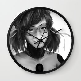 The Miraculous Ladybug Wall Clock
