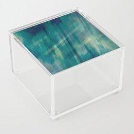Submerge Aqua Acrylic Box