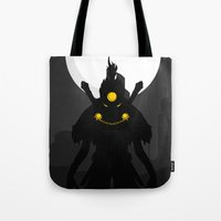 akira Tote Bags featuring Akira Nakamura by Oblivion Creative