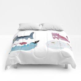 Festival Cats Comforters