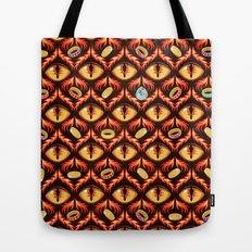 Smaug's Lair Pattern Tote Bag