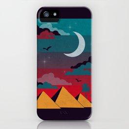 Giza iPhone Case