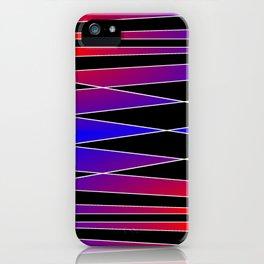 Art Deco 'Fractured' iPhone Case