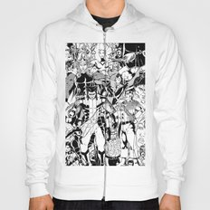 Whose Side Are You On? Hoody