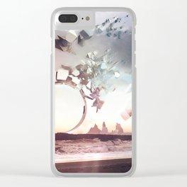 Gate #4 Clear iPhone Case