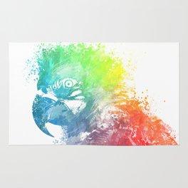 Parrot Ara Rug