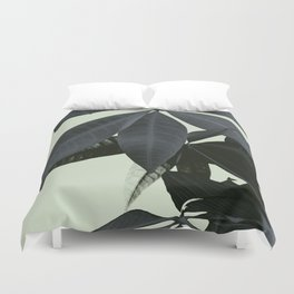 Pachira Aquatica #3 #foliage #decor #art #society6 Duvet Cover