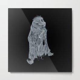Torso Metal Print