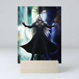 Sephiroth - Mother Mini Art Print