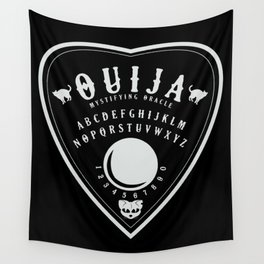 OUIJA PLANCHETTE Wall Tapestry