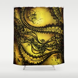 Dream - Earth's Jewels 3of4 Shower Curtain