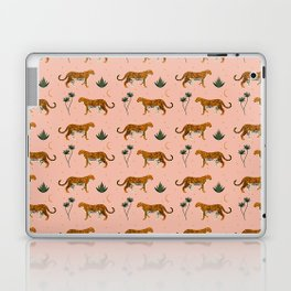 Big Cat pattern Softpink Laptop & iPad Skin