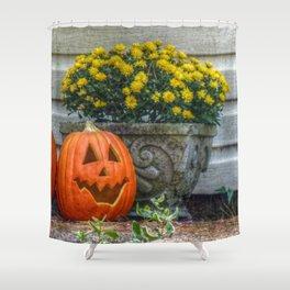 Autumn Scene Shower Curtain