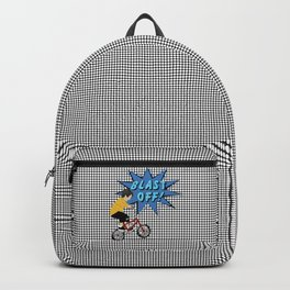 Pop a Wheelie Backpack