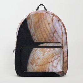 My Heart Inside My Shell Backpack