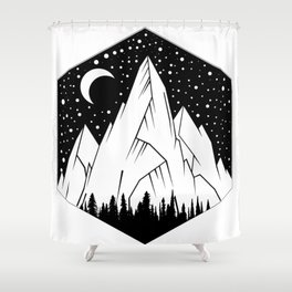 Explore More Shower Curtain